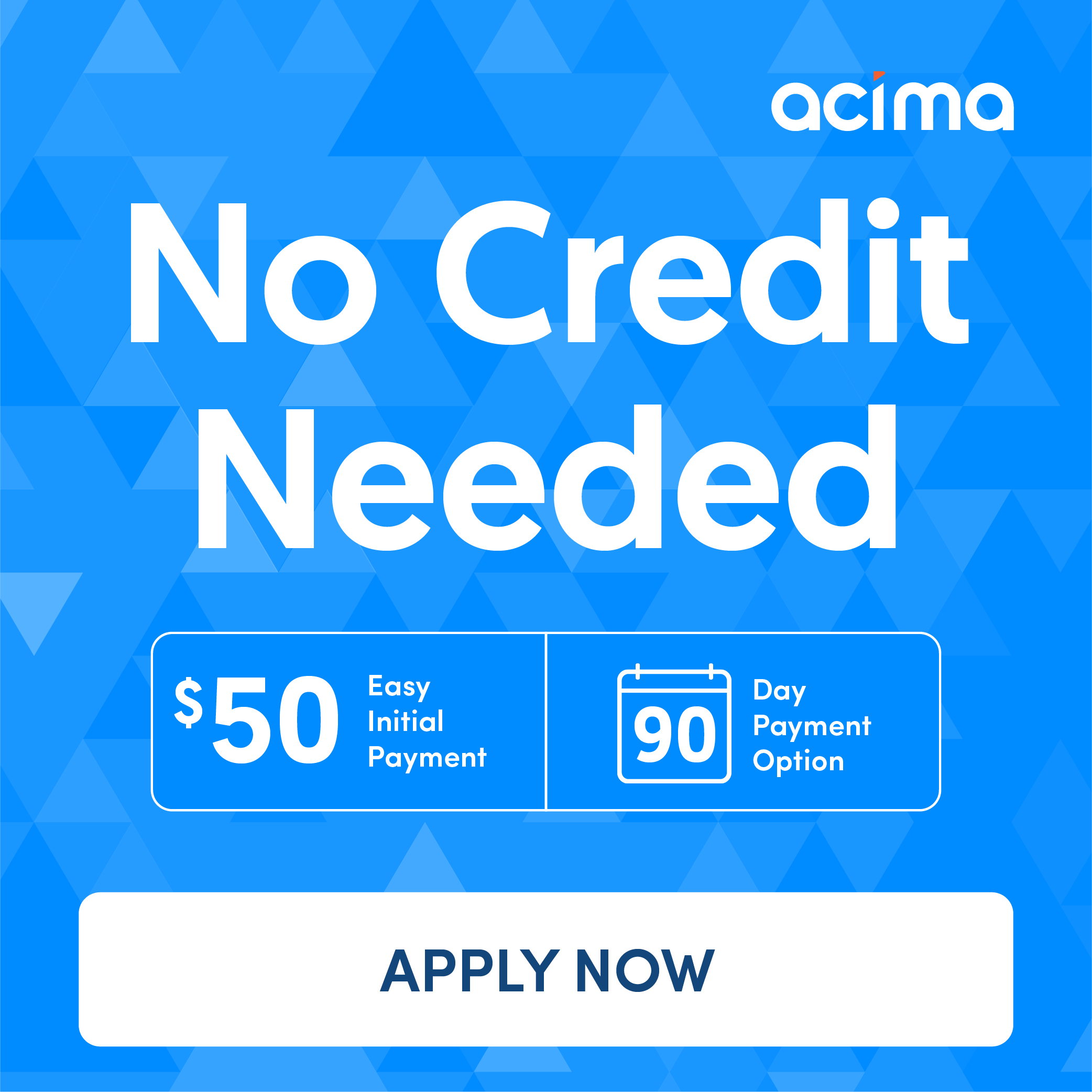 Acima Financing available at Durham Tire & Auto Center Tire Pros!